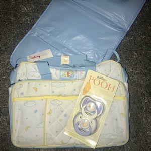 Disney's Winnie the Pooh diaper bag